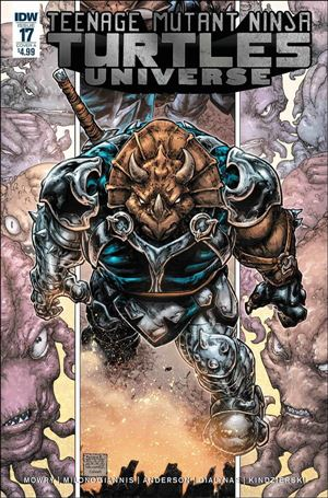 Teenage Mutant Ninja Turtles Universe 17-A