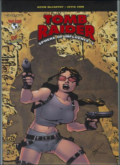 Tomb Raider: Sphere of Influence 1-H by Top Cow