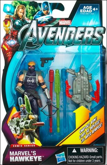 Avengers (2012) Marvel's Hawkeye (Comic Series) by Hasbro