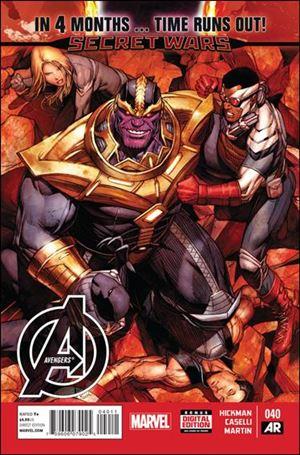 Avengers (2013) 40-A