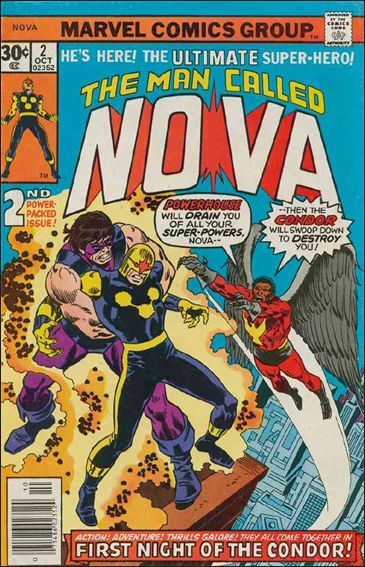 Nova (1976) 2-A by Marvel