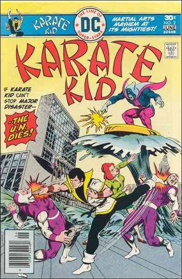 Karate Kid 2-A by DC