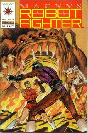 Magnus Robot Fighter (1991) 13-A