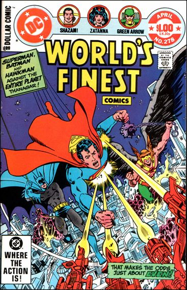 World's Finest Comics 278-A by DC