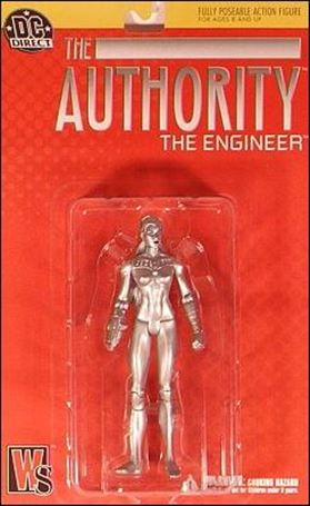 Authority The Engineer