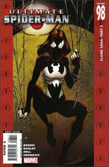 Ultimate Spider-Man (2000) 98-A by Marvel