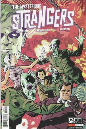 Mysterious Strangers 1-A