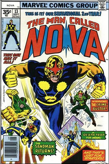 Nova (1976) 13-B by Marvel