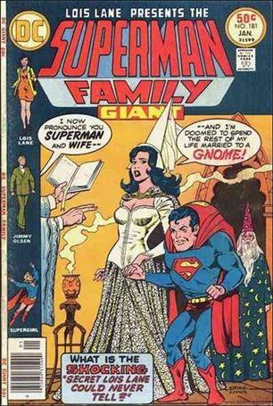 Superman Family 181-A
