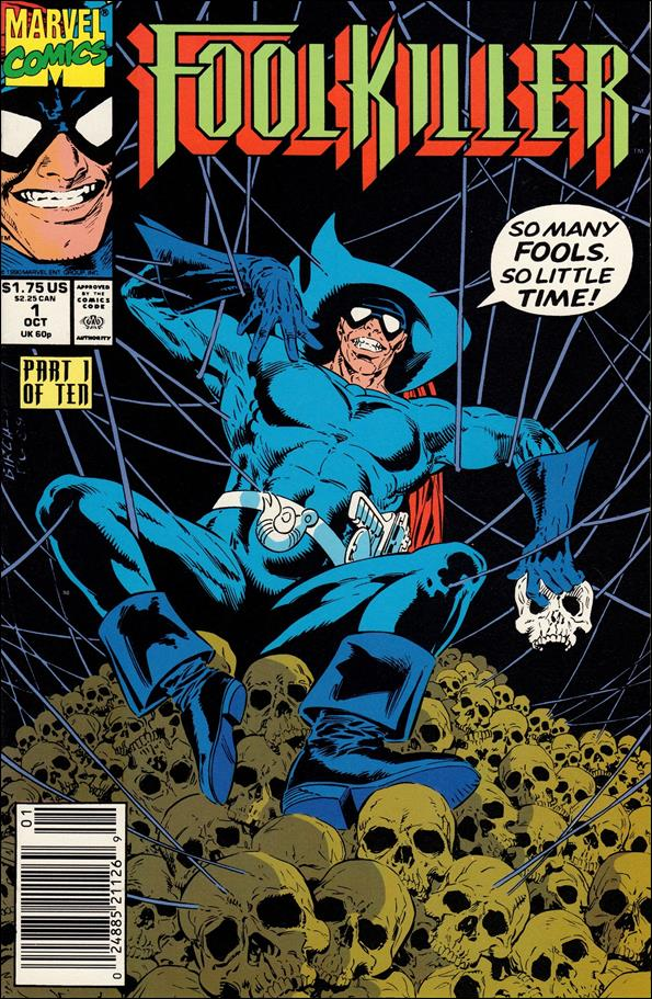 FoolKiller (1990) 1-A by Marvel