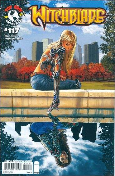 Witchblade 117-B by Top Cow