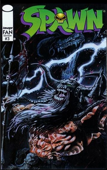 Spawn Fan Edition 3-A by Image