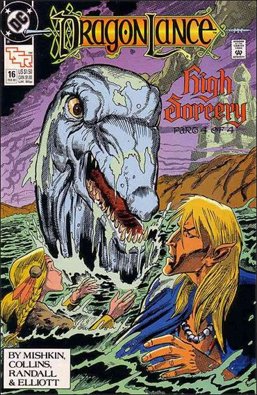 Dragonlance 16-A by DC