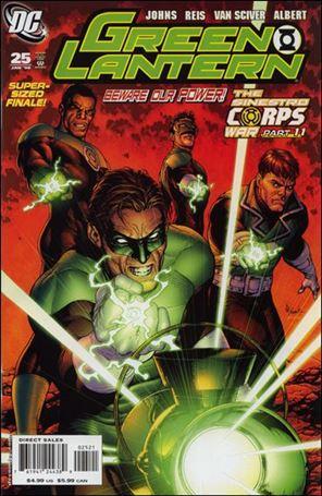 Green Lantern (2005) 25-B