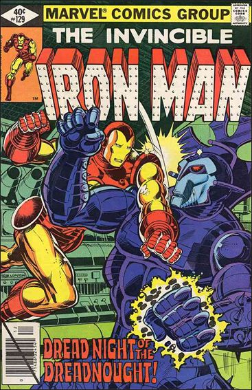 Iron Man (1968) 129-A by Marvel