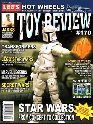 Lee's Toy Review 170-A