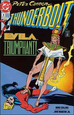 Peter Cannon-Thunderbolt 4-A by DC