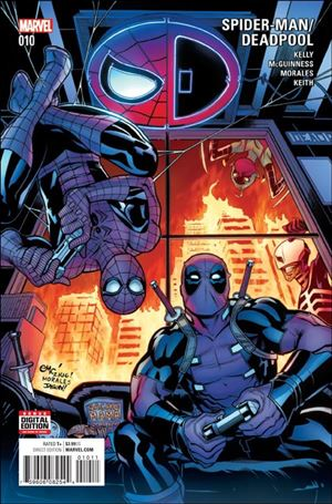Spider-Man/Deadpool 10-A