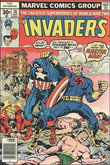 Invaders (1975) 16-A by Marvel