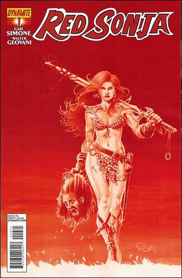 Red Sonja (2013) 1-H by Dynamite Entertainment