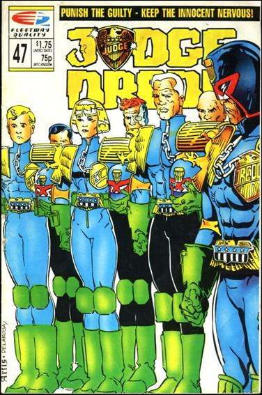 Judge Dredd (1986) 47-A by Quality Comics