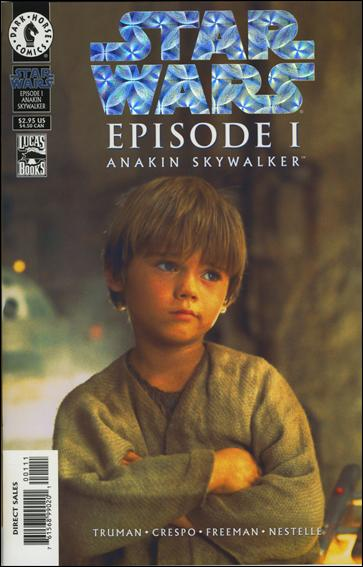Star Wars: Episode I Anakin Skywalker nn-C by Dark Horse
