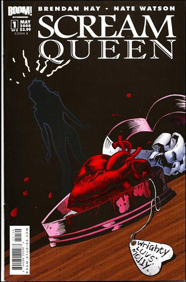 Scream Queen (2008) 1-B by Boom! Studios