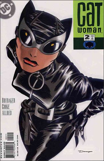 Catwoman (2002) 2-A by DC