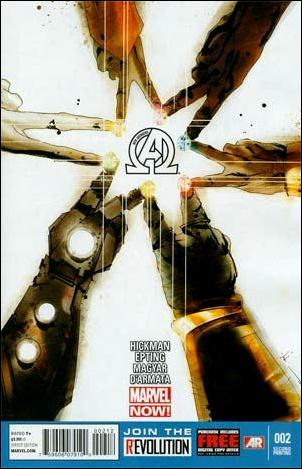 New Avengers (2013) 2-C by Marvel