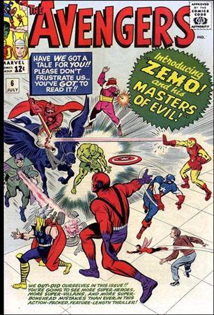 Avengers (1963) 6-A