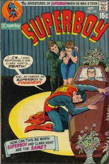 Superboy (1949) 169-A by DC