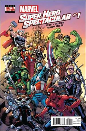 Marvel Super Hero Spectacular 1-A