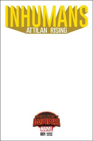 Inhumans: Attilan Rising 1-E