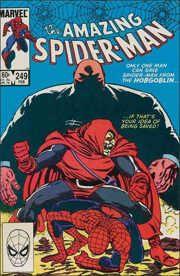 Amazing Spider-Man (1963) 249-A by Marvel