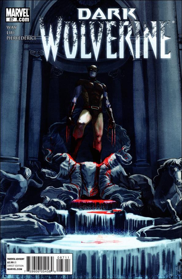 Dark Wolverine 87-A by Marvel