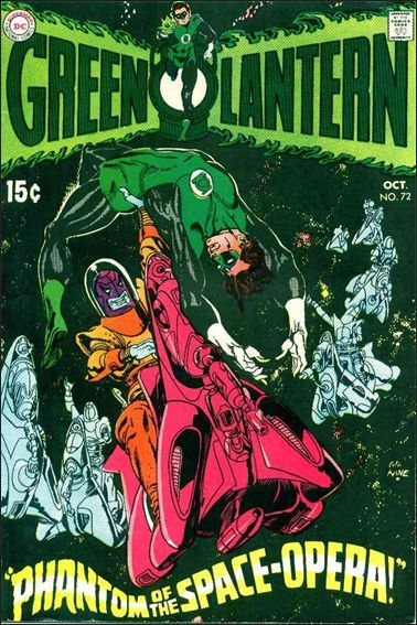 Green Lantern (1960) 72-A by DC