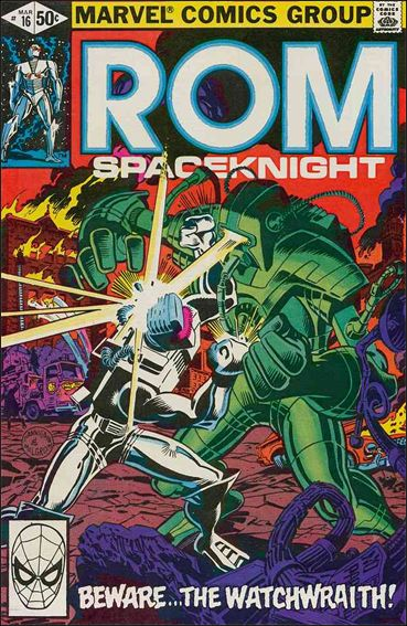 ROM 16-A by Marvel
