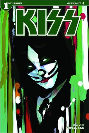 Kiss (2016) 1-D