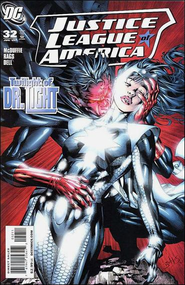 Justice League of America (2006) 32-A by DC