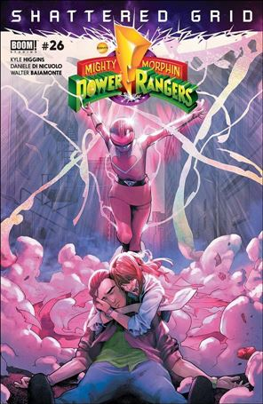 Mighty Morphin Power Rangers 26-A