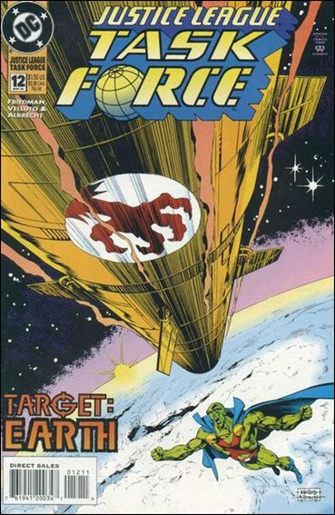 Justice League Task Force 12-A by DC