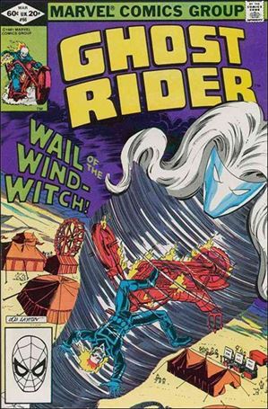 Ghost Rider (1973) 66-A