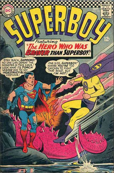 Superboy (1949) 132-A by DC