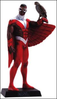 Classic Marvel Figurine Collection (UK) Falcon by Eaglemoss Publications