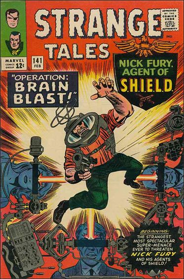 Strange Tales (1951) 141-A by Marvel