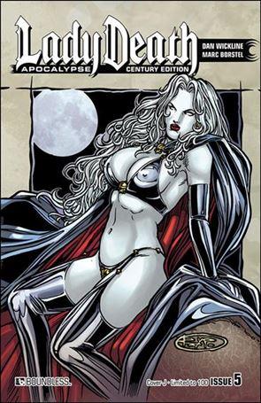 Lady Death: Apocalypse 5-HI