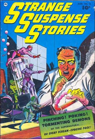 Strange Suspense Stories (1952) 2-A