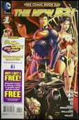 DC Comics - The New 52 FCBD Special Edition 1-F