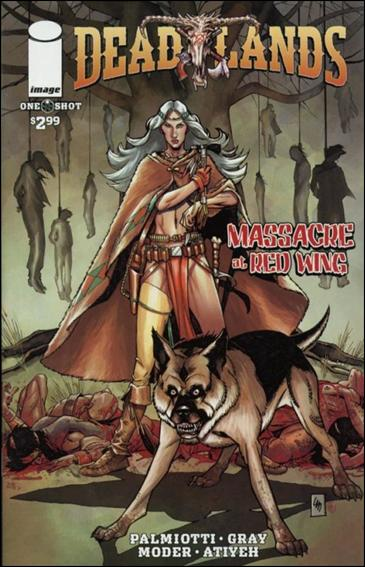Deadlands: Massacre At Red Wing 1-A by Image
