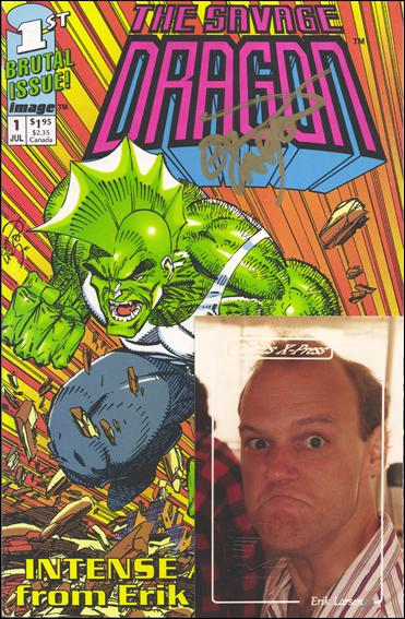 Savage Dragon (1992) 1-E by Image